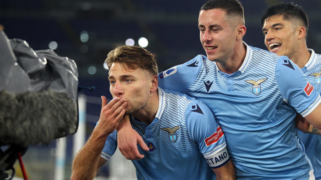 Lazio Rom (Platz 6 in der Serie A) - Bildquelle: Getty