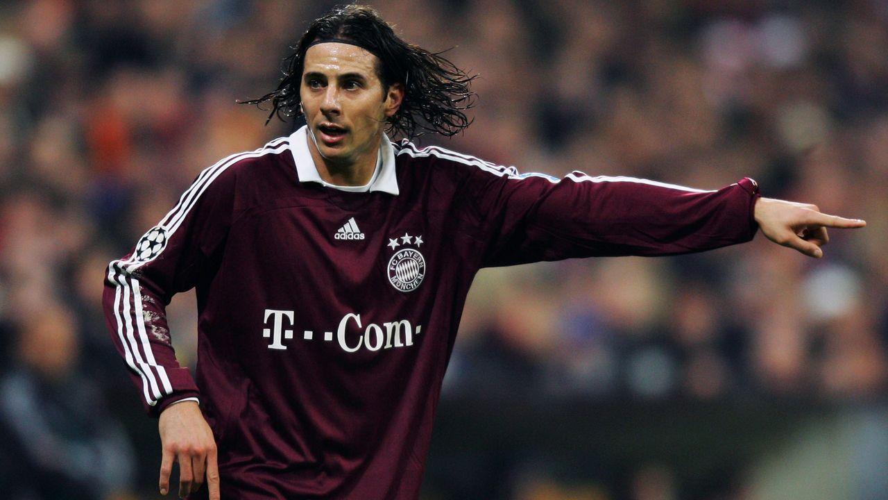 Claudio Pizarro - Bildquelle: 2006 Getty Images