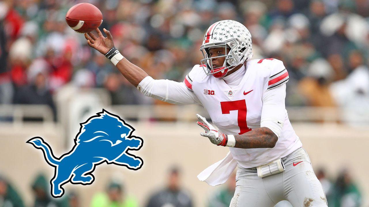 Pick 8: Dwayne Haskins - Detroit Lions - Bildquelle: Getty