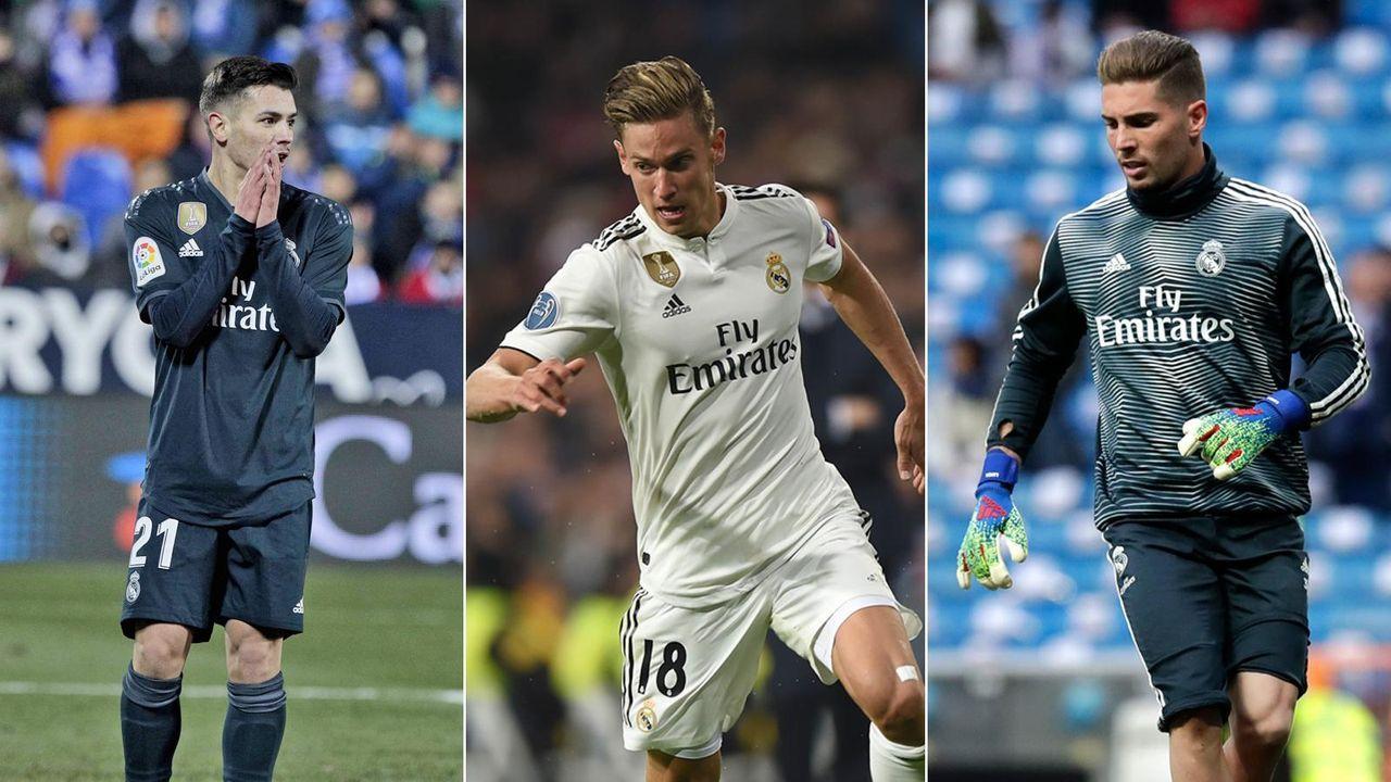 Zidane und Co.: Diese Youngsters sollen die Zukunft von Real Madrid bilden - Bildquelle: getty/imago