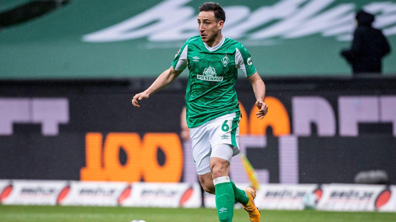 ZM: Kevin Möhwald (SV Werder Bremen) - Bildquelle: Imago Images
