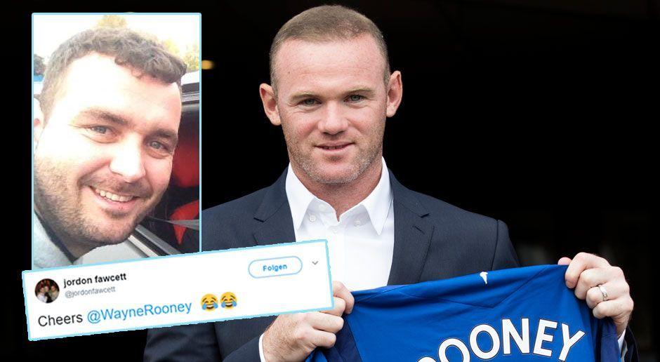 Rooney-Rückkehr macht City-Fan glücklich - Bildquelle: 2017 Getty Images
