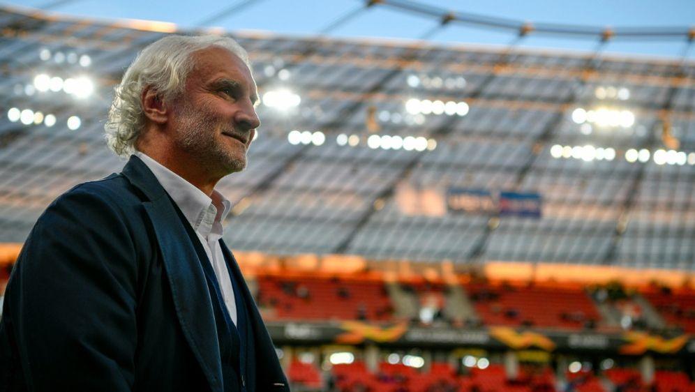 Rudi Völler äußerte sich zur Personalie Kai Havertz - Bildquelle: AFPSIDSASCHA SCHUERMANN