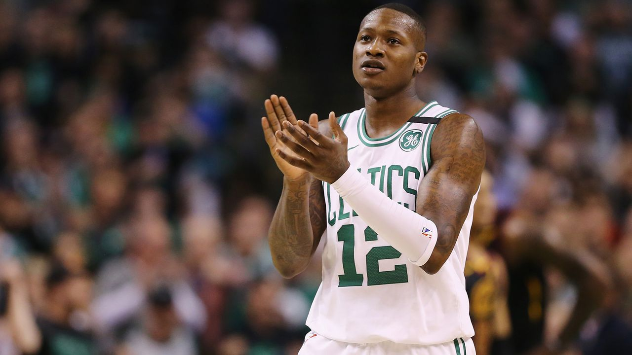 Terry Rozier (Boston Celtics) - Bildquelle: 2018 Getty Images