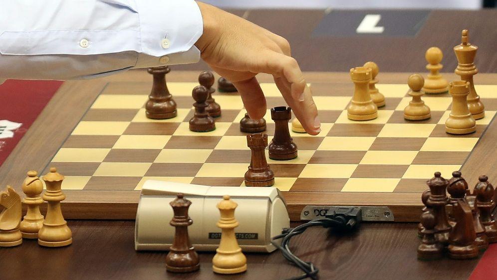 Pähtz vermisst Respekt ihrer männlichen Gegner - Bildquelle: AFPSIDKARIM JAAFAR