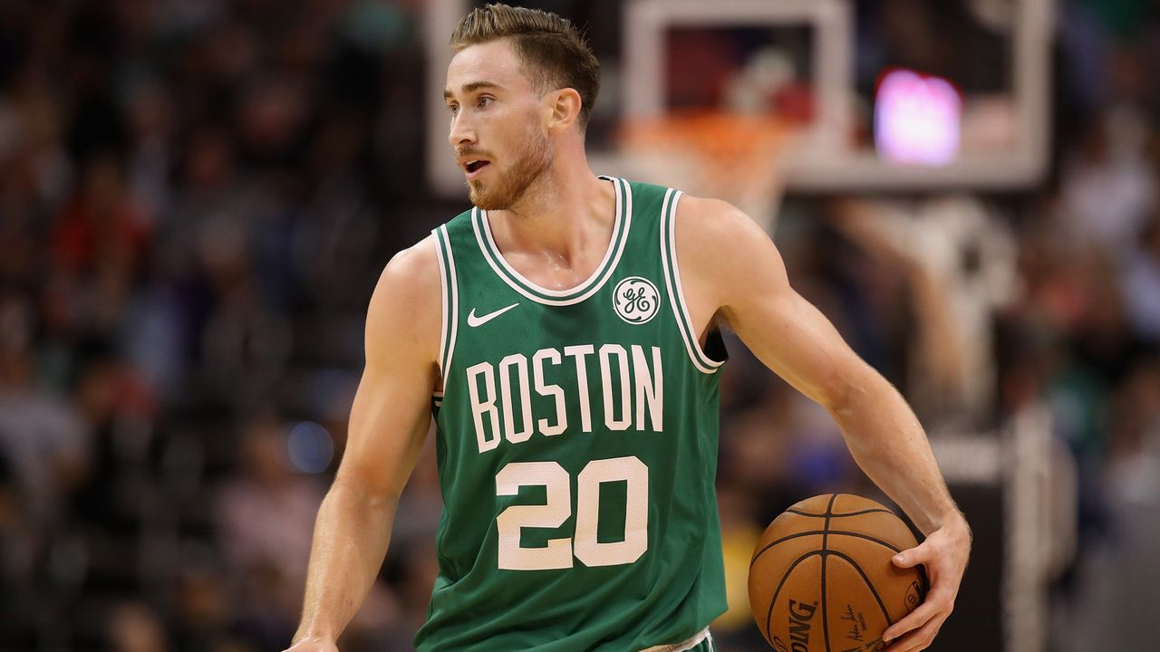 Gordon Hayward – Basketballer bei den Boston Celtics - Bildquelle: Getty Images