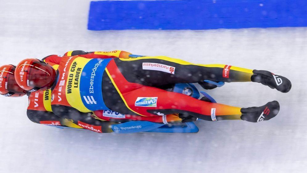 Eggert/Benecken verpassen Weltcup-Sieg in Altenberg - Bildquelle: PIXATHLONPIXATHLONSID