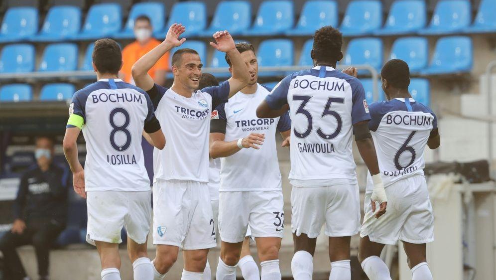 Der VfL Bochum schlägt Kiel mit 2:1 - Bildquelle: FIROFIROSID