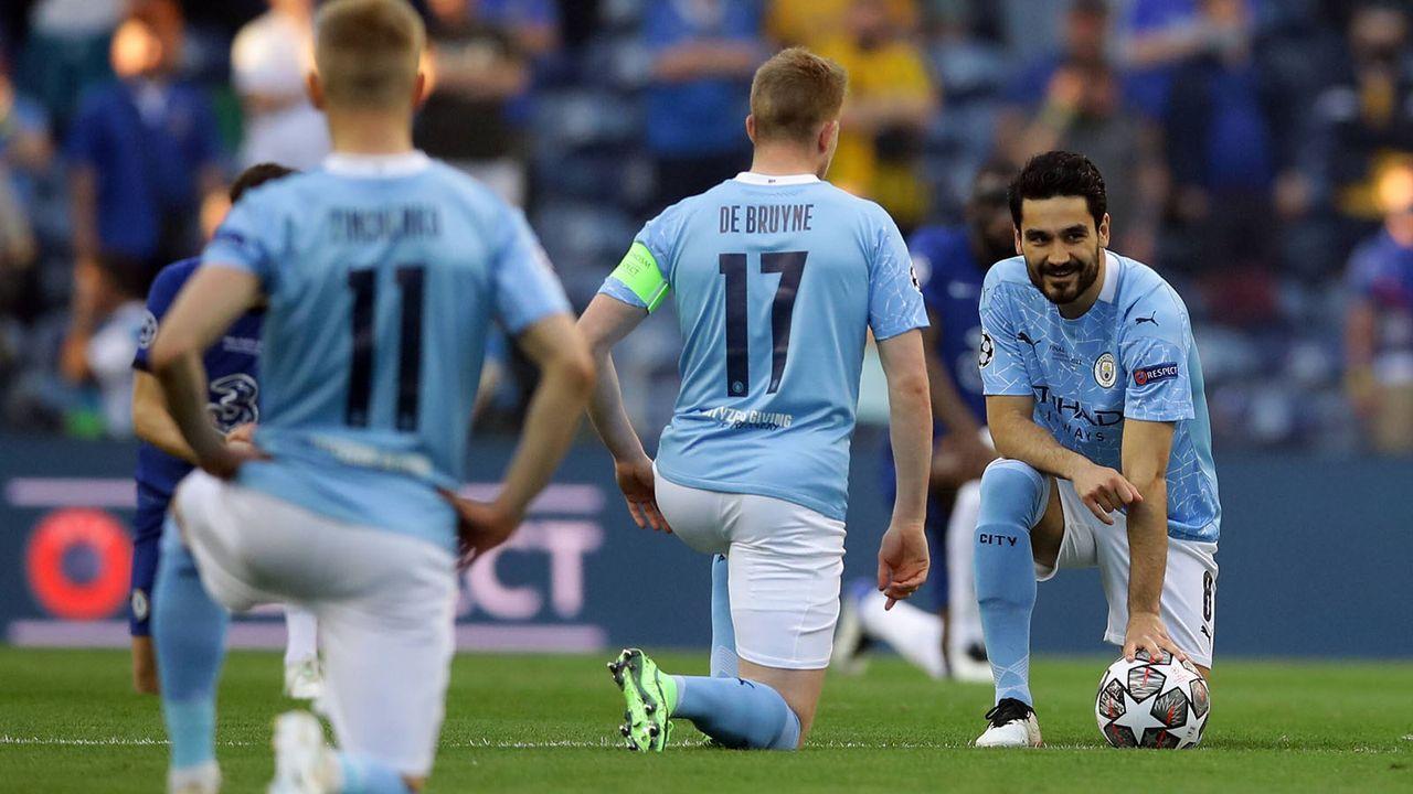 Ilkay Gündogan (Manchester City) - Bildquelle: imago images/Sportimage