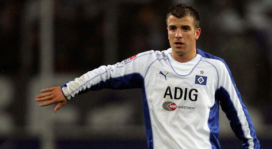 2005 - Rafael van der Vaart zum Hamburger SV (5,1 Mio.) - Bildquelle: 2005 Getty Images