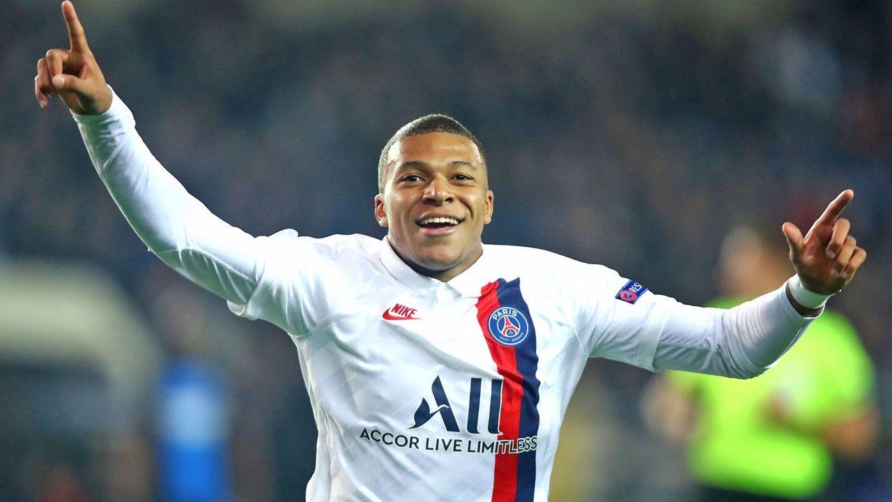Gruppenphase, 3. Spieltag: Kylian Mbappe (Paris St. Germain) - Bildquelle: 2019 Getty Images