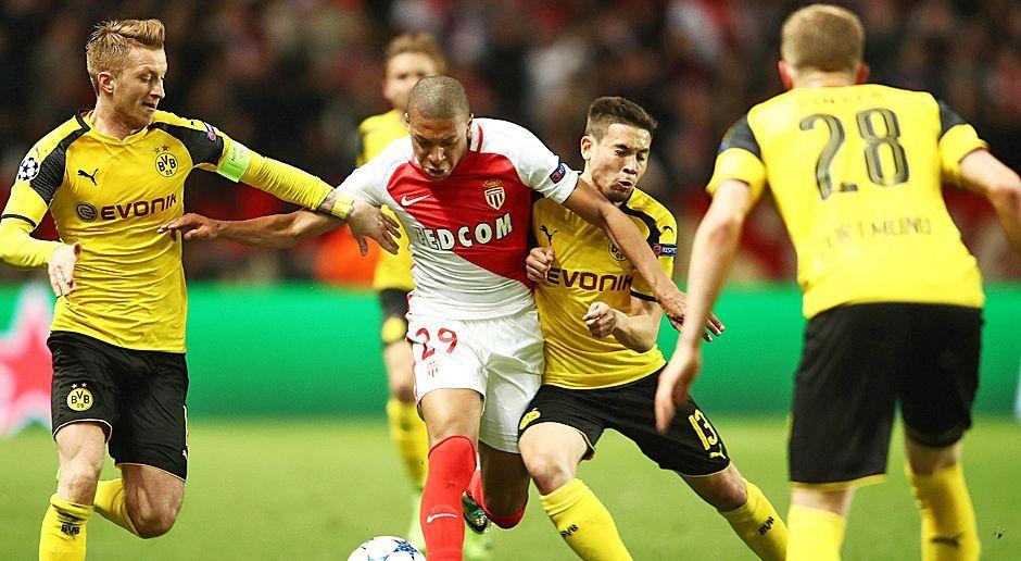 Cl Bvb Monaco