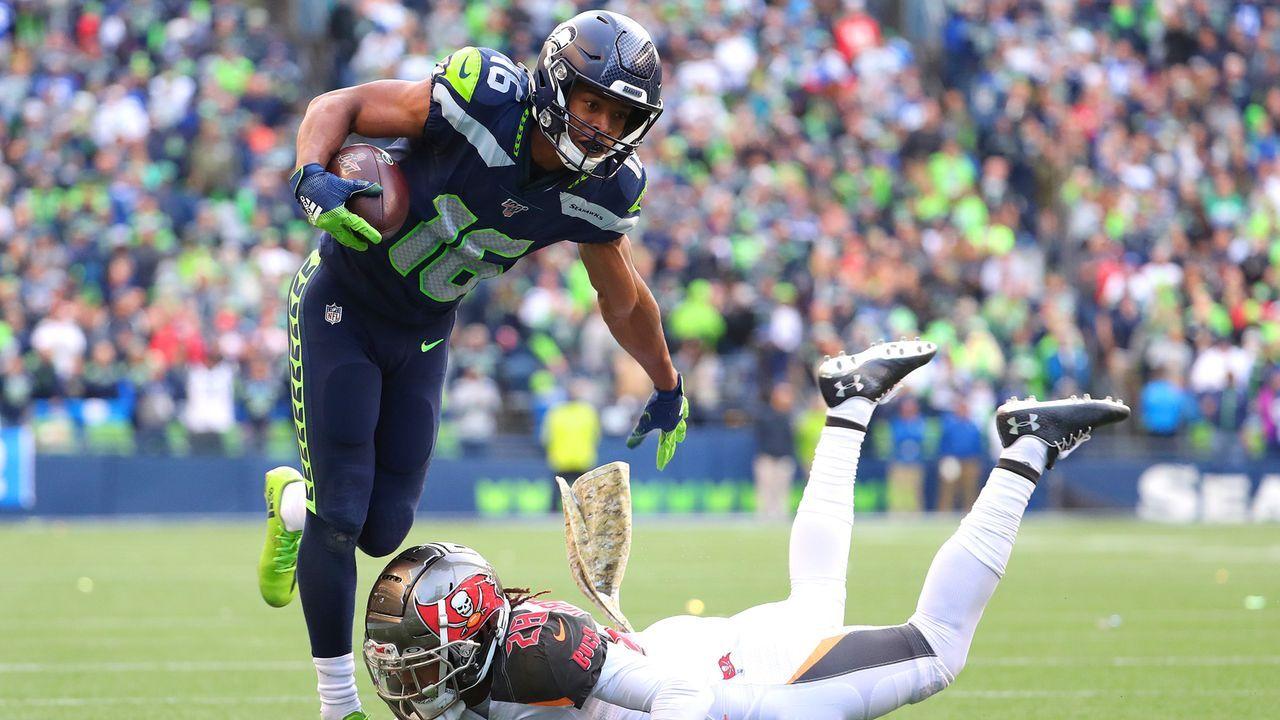 Tyler Lockett (Seattle Seahawks) - Bildquelle: Getty Images
