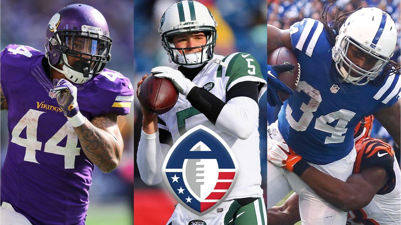 Diese Ex-NFL-Profis spielen in der AAF - Bildquelle: Getty Images