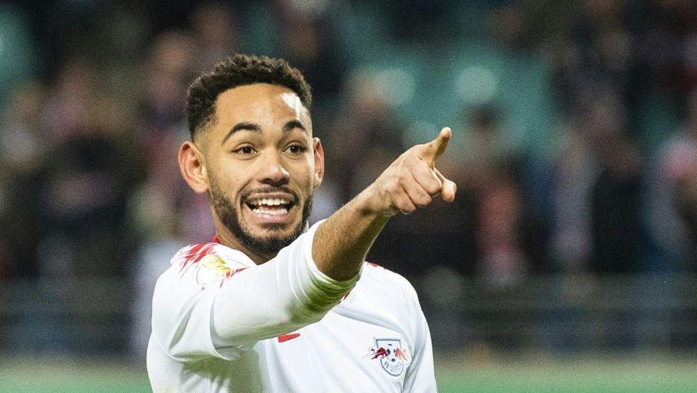 Matheus Cunha kommt für 18 Millionen Euro aus Leipzig - Bildquelle: AFPSIDROBERT MICHAEL