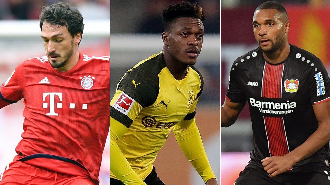 Top 15: Die Zweikampf-Monster der Bundesliga-Saison 2018/19 - Bildquelle: Getty Images