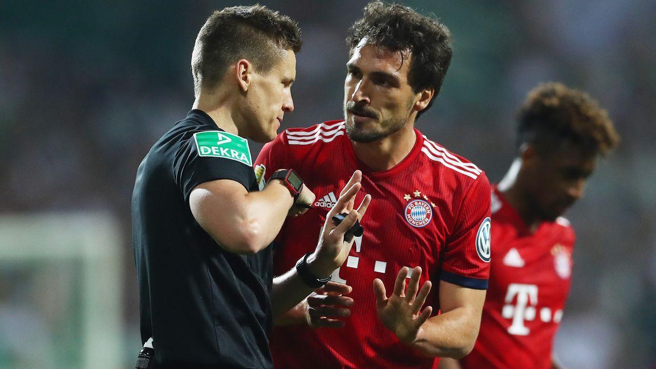 Mats Hummels (Bayern München)