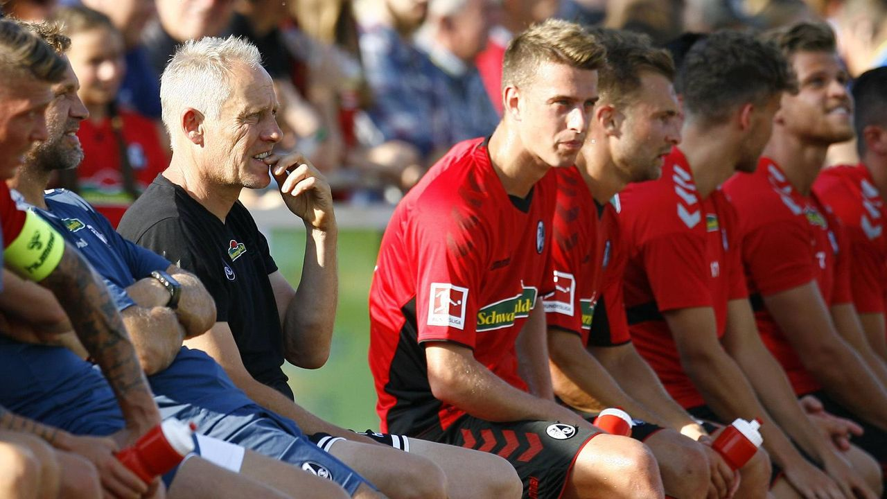 SC Freiburg - Bildquelle: imago