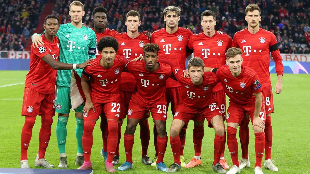 Die Noten der Bayern-Stars gegen Piräus - Bildquelle: imago