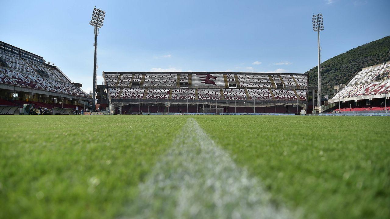 Das Stadio Arechi ist die Heimstätte - Bildquelle: imago images/LaPresse