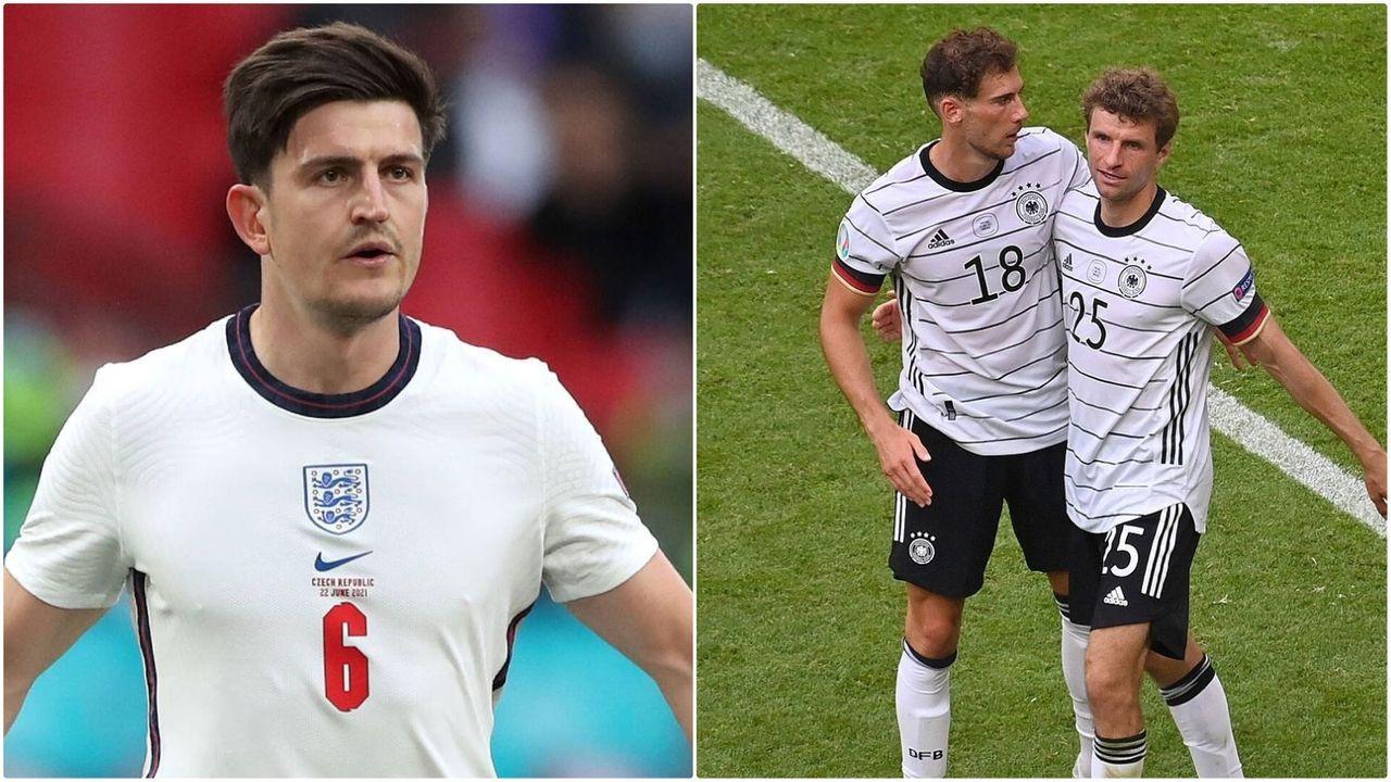 England vs. Deutschland - Bildquelle: Getty Images/Imago Images