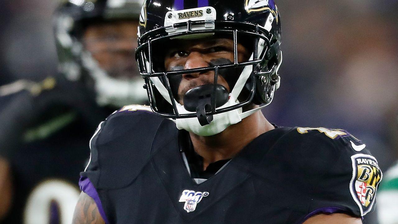 Marcus Peters (Baltimore Ravens) - Bildquelle: getty