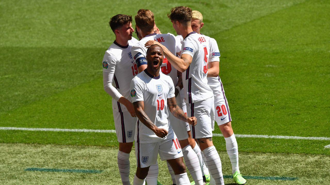 5. Platz: England - Bildquelle: Getty Images