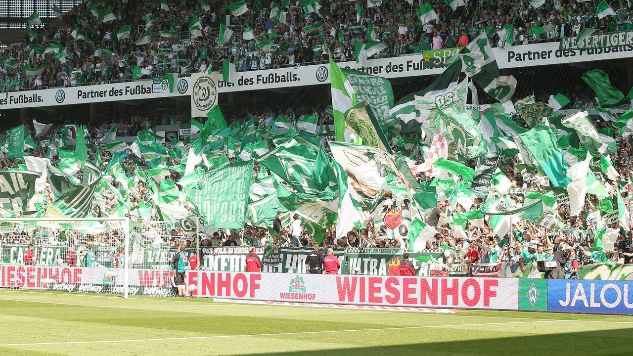 SV Werder Bremen - Bildquelle: imago images / Picture Point LE
