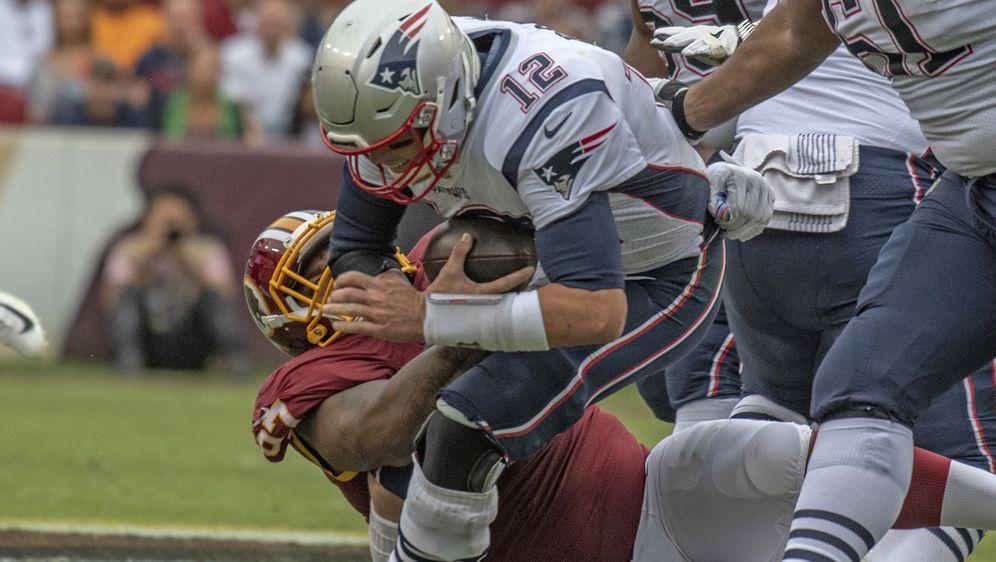 Tom Brady hat ein gutes Mittel gegen Verletzungen. - Bildquelle: imago images/ZUMA Press