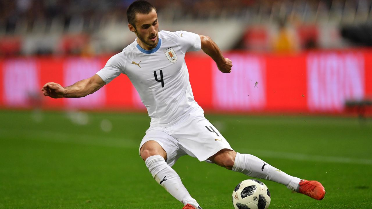 Marcelo Saracchi (RB Leipzig und Uruguay) - Bildquelle: 2018 Getty Images