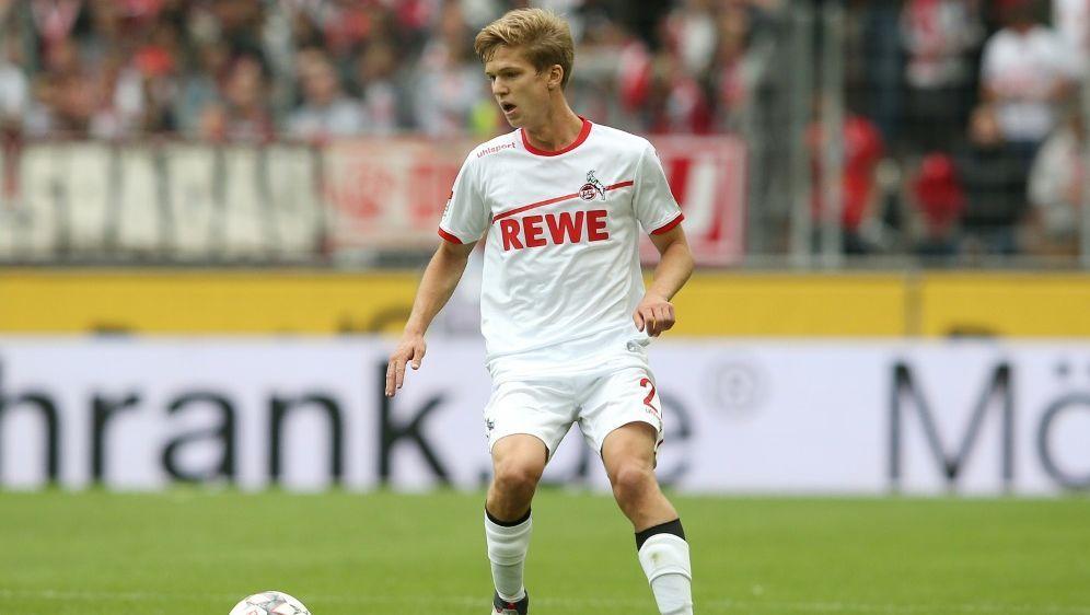 Vincent Koziello fehlt dem 1. FC Köln bis auf Weiteres - Bildquelle: FIROFIROSID
