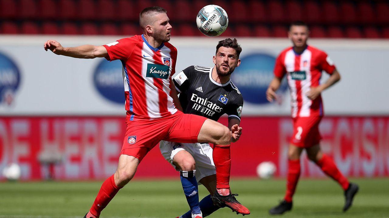Heidenheim hat Relegation in der eigenen Hand - Bildquelle: Getty Images