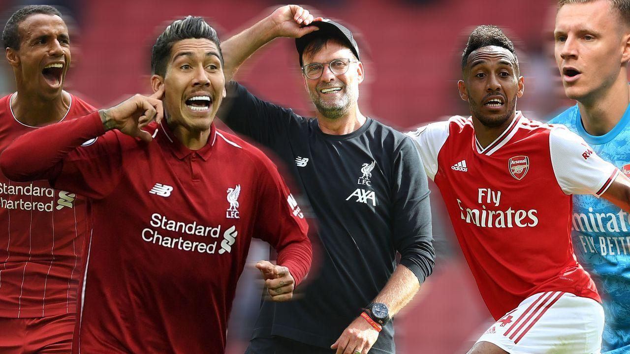 Arsenal vs. Liverpool: So viel Bundesliga steckt drin - Bildquelle: 2019 Getty Images