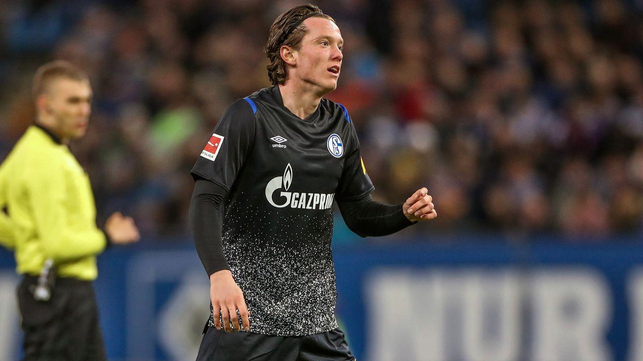 Michael Gregoritsch (FC Schalke 04) - Bildquelle: imago images/RHR-Foto