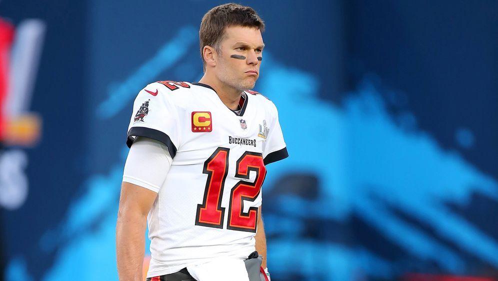 Tom Brady muss sich offenbar einer größeren Knie-Operation unterziehen - Bildquelle: imago images/Icon SMI