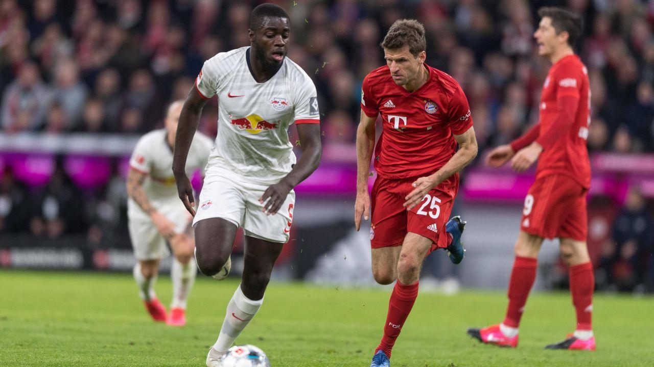Dayot Upamecano (RB Leipzig) - Bildquelle: imago