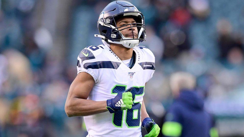 Will auch in der kommenden Saison für die Seahawks auf Touchdown-Jagd gehen:... - Bildquelle: getty