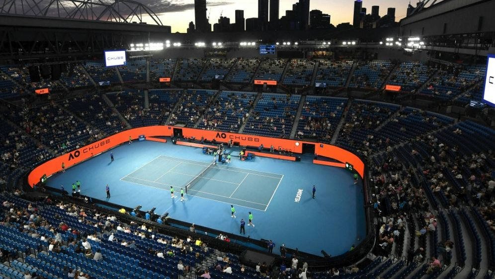 Am Donnerstag kehren die Fans in Melbourne zurück - Bildquelle: TENNIS AUSTRALIATENNIS AUSTRALIASIDMORGAN HANCOCK
