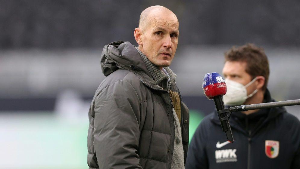 Herrlich und der FCA treffen auf Eintracht Frankfurt - Bildquelle: FIROFIROSID
