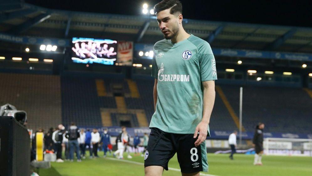 Suat Serdar spricht über den Abstieg mit Schalke 04 - Bildquelle: FIROFIROSID