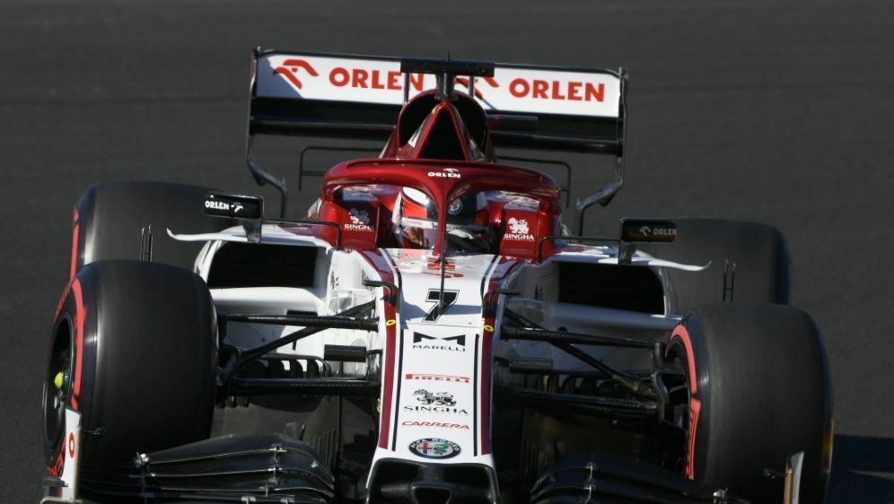 Räikkönens Zukunft bei Alfa Romeo ist noch nicht geklärt - Bildquelle: AFPPOOLSIDRUDY CAREZZEVOLI