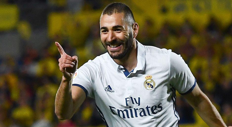 Karim Benzema - Bildquelle: 2016 Getty Images
