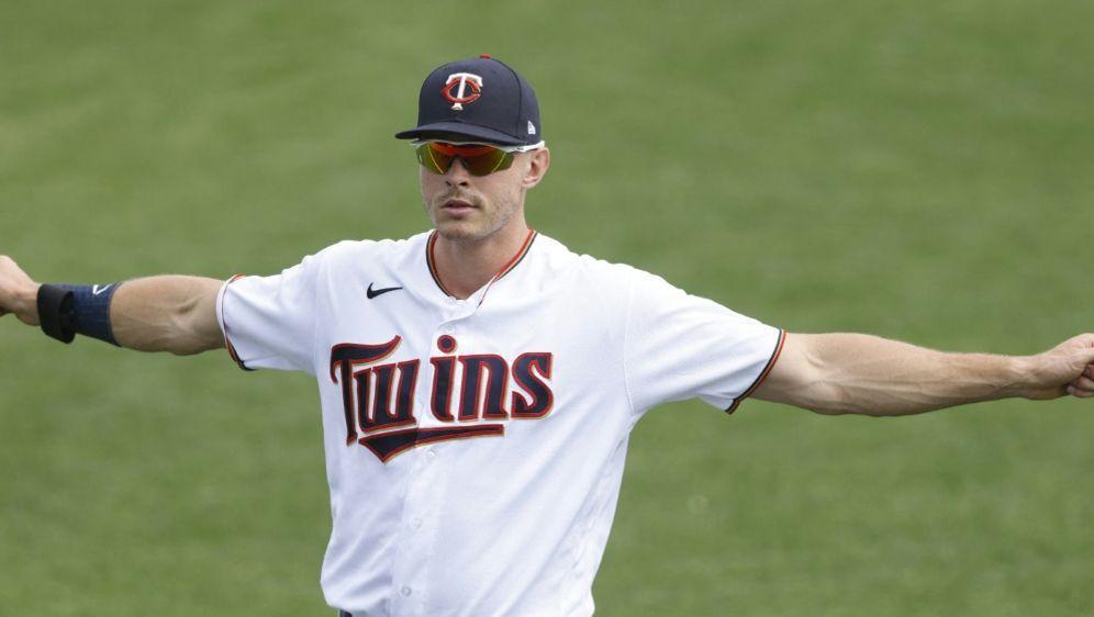 Max Kepler und sein Team haben ihr MLB-Spiel verschoben - Bildquelle: AFPGETTY IMAGES NORTH AMERICASIDMICHAEL REAVES