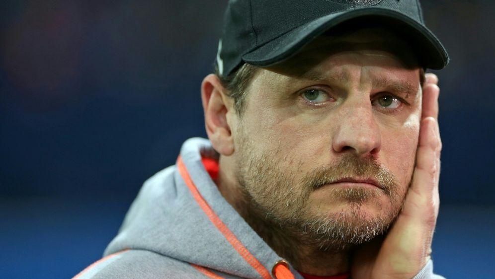 Steffen Baumgart will Paderborn in der Bundesliga halten - Bildquelle: pixathlonpixathlonSIDCathrin Müller M.i.S.
