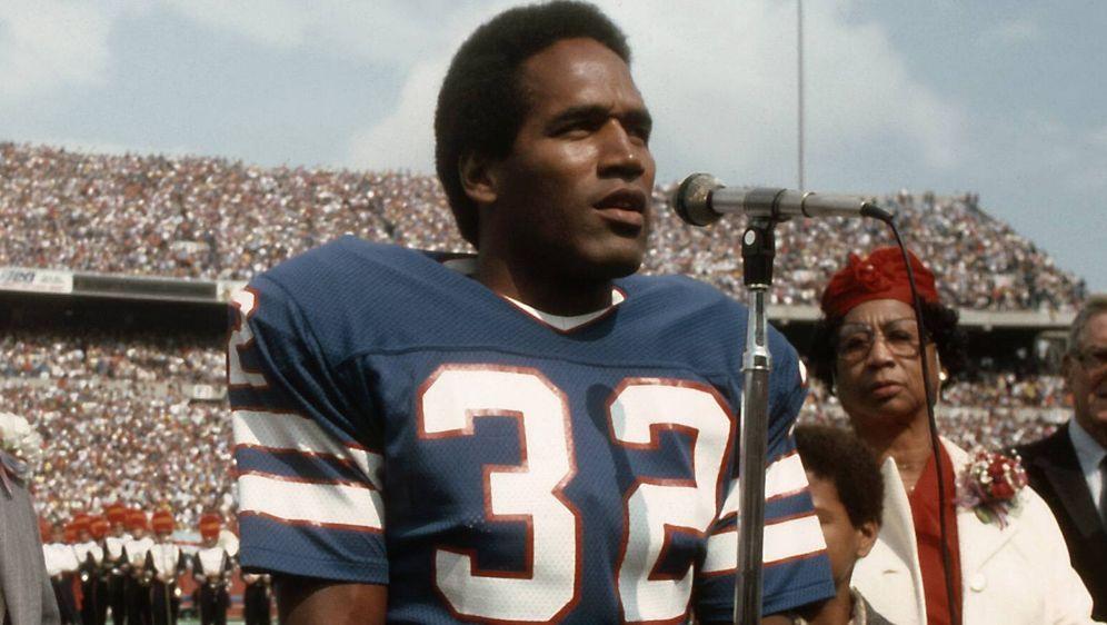 OJ Simpson spielte bis 1977 für die Bills. - Bildquelle: imago/Icon SMI