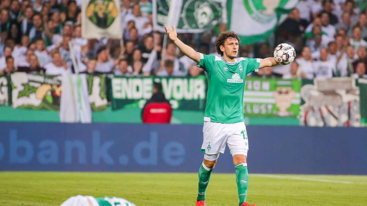 Milos Veljkovic (Werder Bremen)