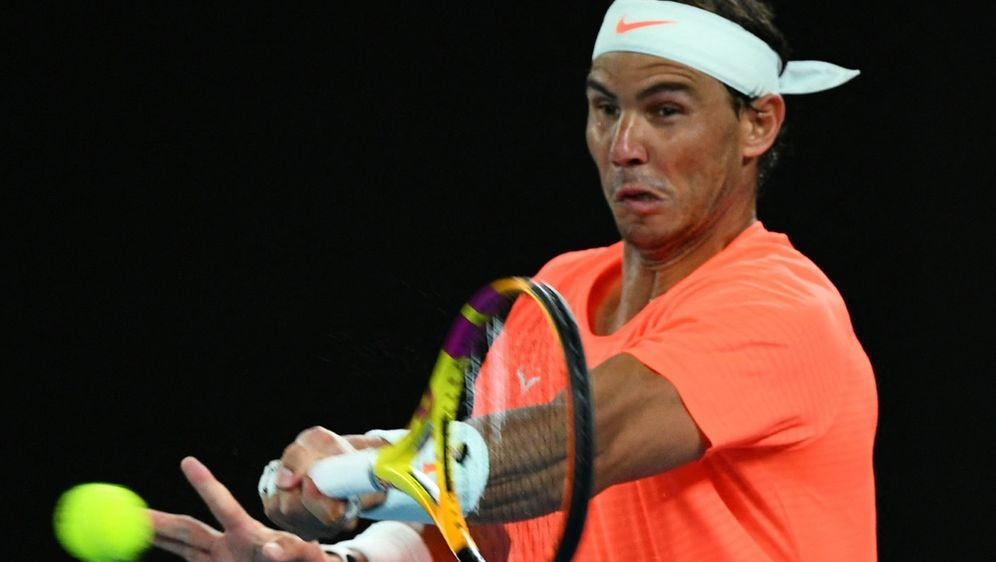 Nach seiner Auszeit ist Rafael Nadal wieder zurück - Bildquelle: AFPSIDWILLIAM WEST