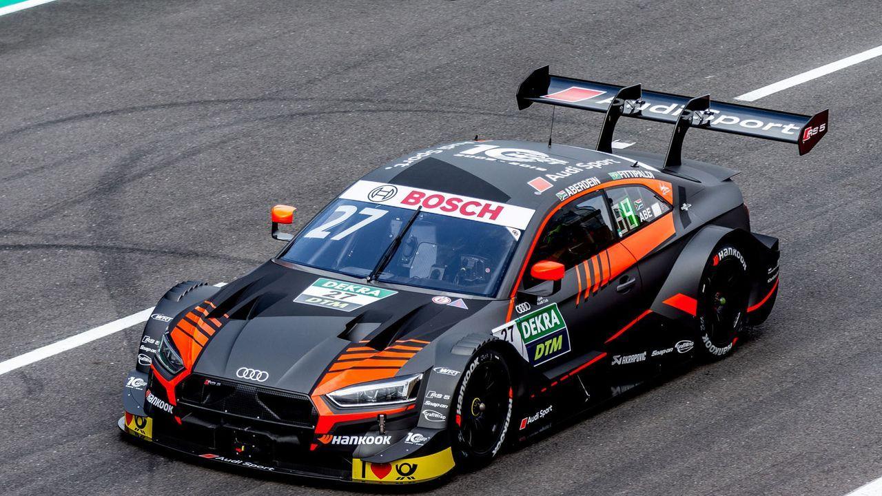 Kundenteam WRT - Bildquelle: Audi Communications Motorsport / Michael Kunkel ### Audi Communications Motorsport / Michael Kunkel