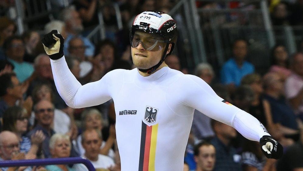 Bötticher hat seine Medaillenambitionen untermauert - Bildquelle: AFPSIDANDY BUCHANAN
