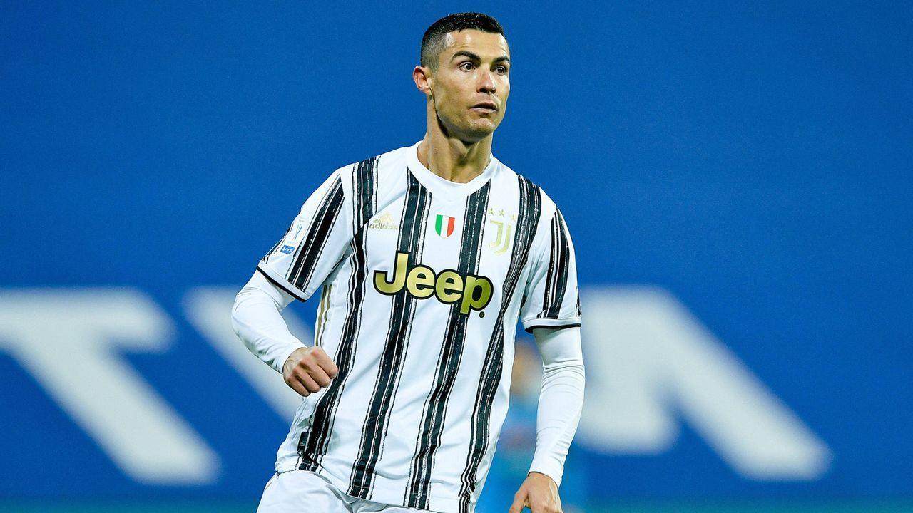 Stürmer: Cristiano Ronaldo - Bildquelle: imago images/Uk Sports Pics Ltd